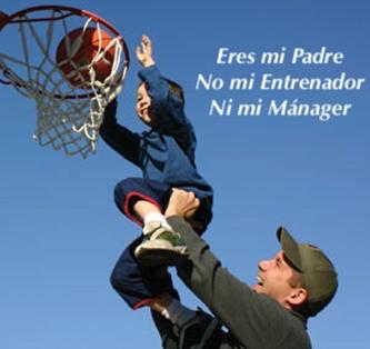 Fondo de armario. Eres mi padre, no mi entrenador ni mi mánager. Por Carlos Ruf.