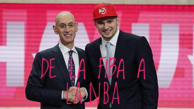 Fondo de armario. De la FIBA a la NBA. Por Carlos Ruf.