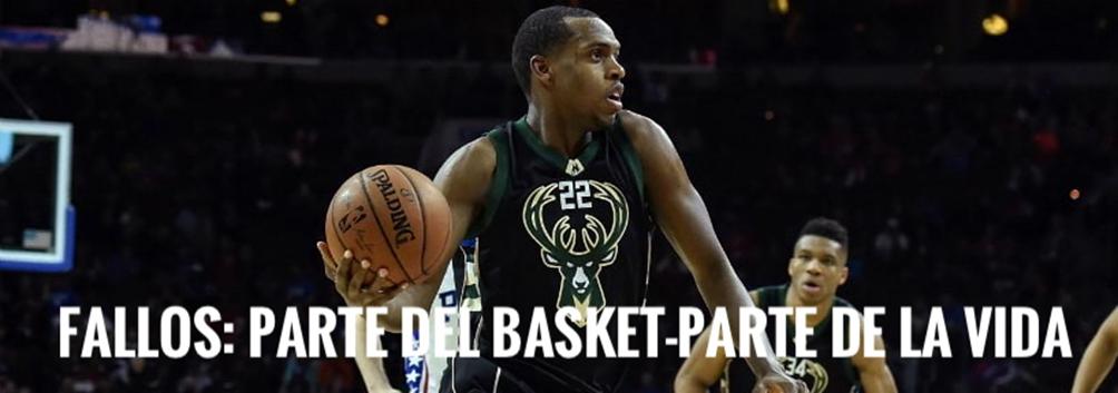 Fondo de armario. Los fallos, como parte del basket y parte de la vida. Por Carlos Ruf.