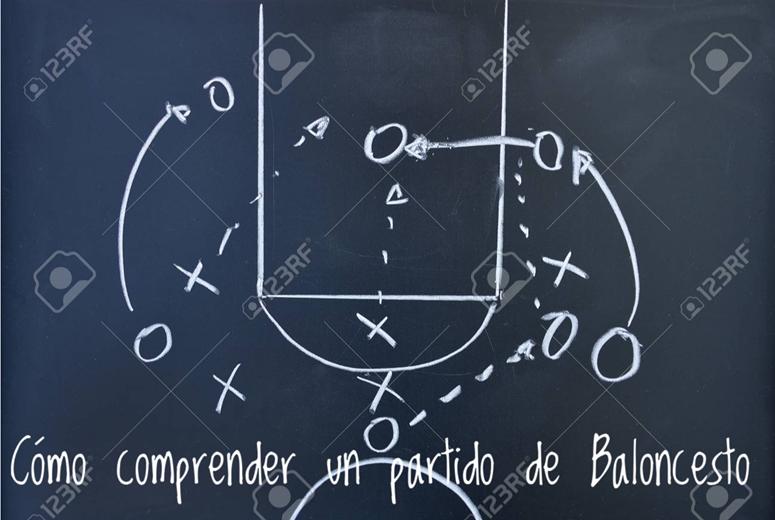 Fondo de armario. Cómo comprender un partido de baloncesto. Por Carlos Ruf.