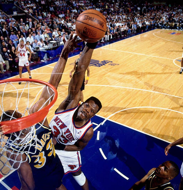 """Atrapado en el tiempo.Knicks-Pacers: """"El arte de la rivalidad"""". Capítulo II  Por Oscar Villares."""