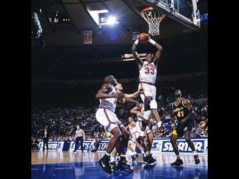 """Atrapado en el tiempo. Knicks-Pacers: """"El arte de la rivalidad"""". Capítulo I.Por Oscar Villares."""