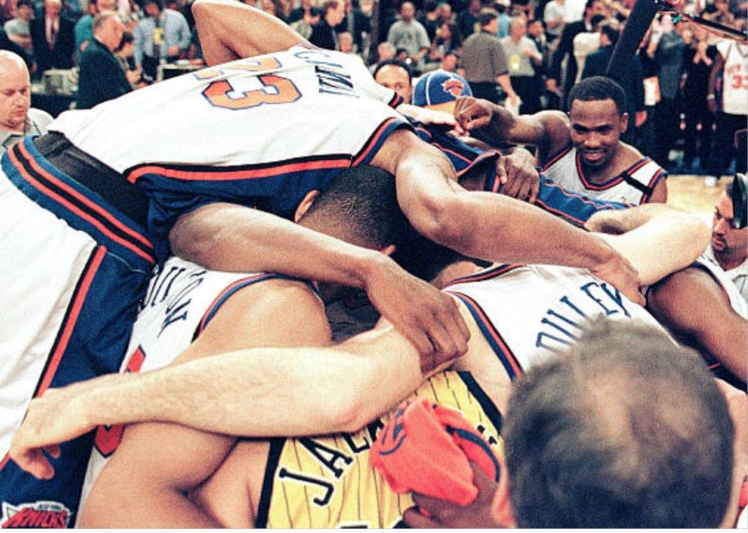 Atrapado en el tiempo. Knicks Vs Pacers: El arte de la rivalidad. Capítulo V .Por Oscar Villares.