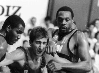 Nostálgicos. Joe Meriweather, típico y añejo estilo americano con sabor a la NBA más épica. Por Roberto González Rico.