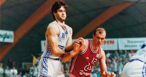 Nostálgicos. Alexander Belosteny, primer jugador soviético en la ACB. Por Roberto González Rico.