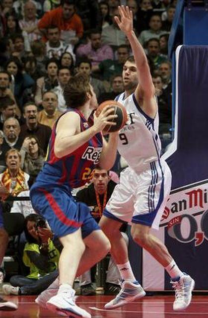 Basket. Rivalidad FC Barcelona-Real Madrid. Década 2010. Capítulo 1. Por Roberto González Rico.