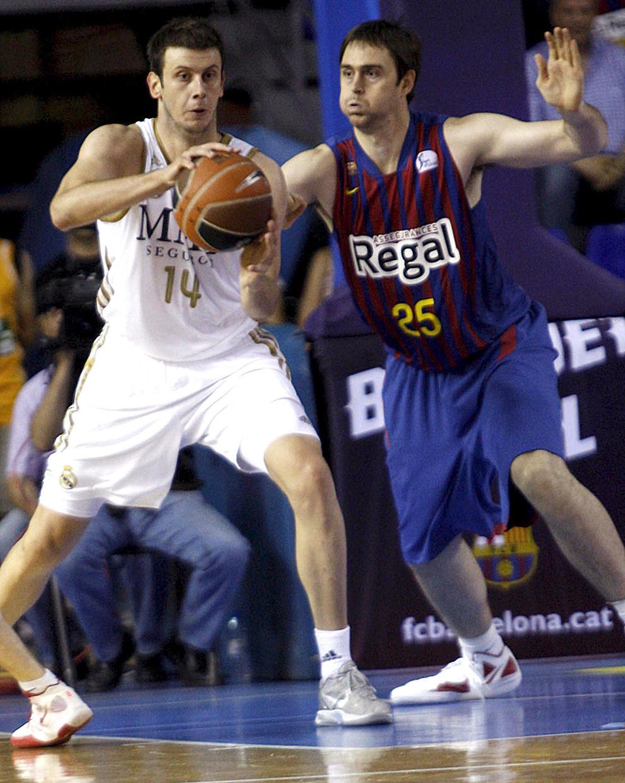 Basket. Rivalidad FC Barcelona-Real Madrid. Década 2010. Capítulo 2. Por Roberto González Rico.