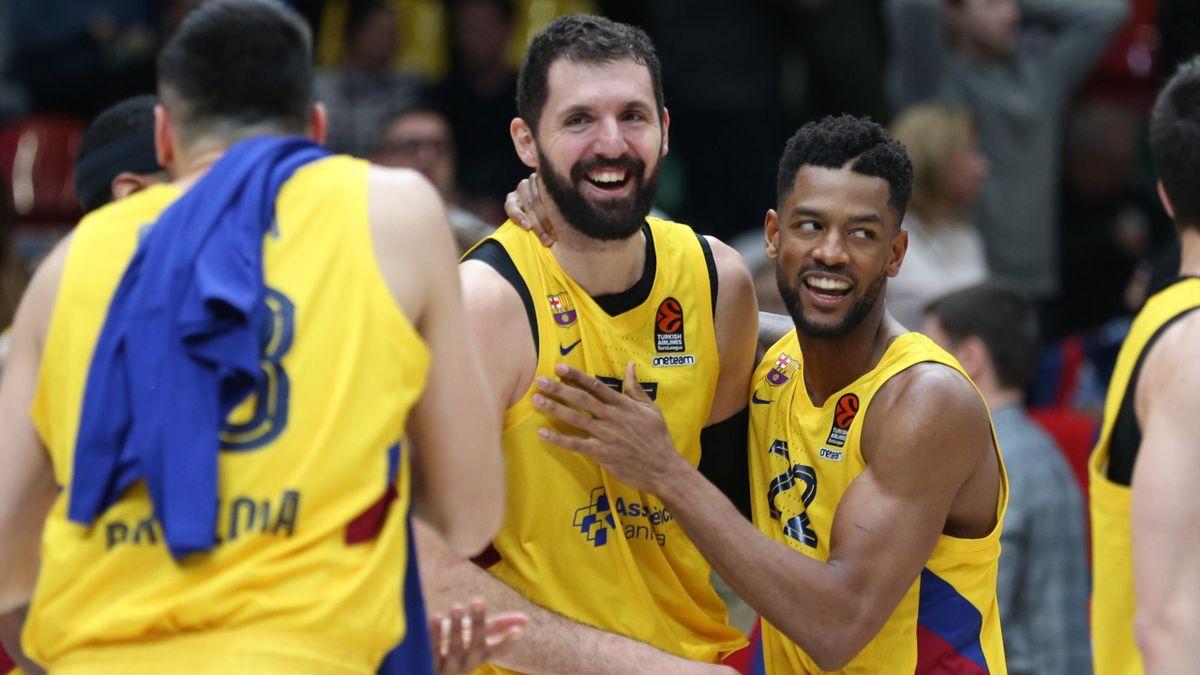 FC Barcelona Basket. Carácter igual a destino.Por Roberto González Rico.