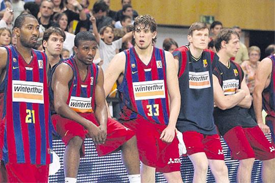 FC Barcelona Basket Siglo XXI. Temporada 2005-06. Una revolución con aroma italo-yugoslavo. Por Roberto González Rico.