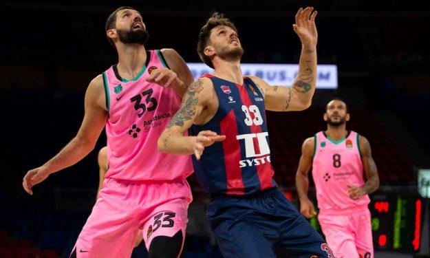 Actualidad FC Barcelona Basket. Copa del Rey. Análisis estadístico TD Systems Baskonia. Por Roberto González Rico.